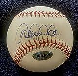 Derek Jeter New York Yankees signed autographed baseball w / Cube COA