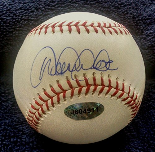 Derek Jeter New York Yankees signed autographed baseball ...