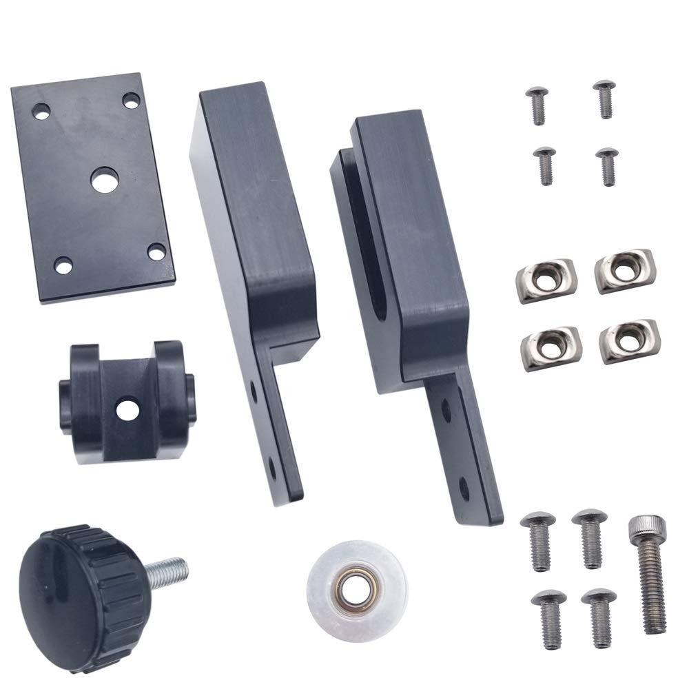 Ahmi Acessorios de impresora 3D CR10 Y Tensor de rueda síncrona de ...