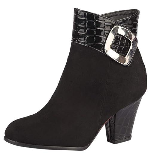 3971af89381d DENER❤ Women Ladies Ankle Boots
