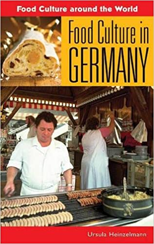 Food Culture In Germany Food Culture Around The World Amazon De