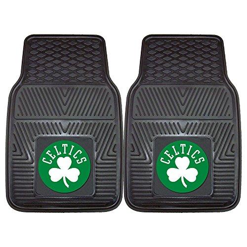 FANMATS NBA Boston Celtics Vinyl Heavy Duty Car (Anaheim Vinyl Car Mats)