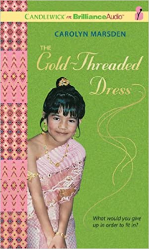 Amy Rubinate - The Gold-threaded Dress
