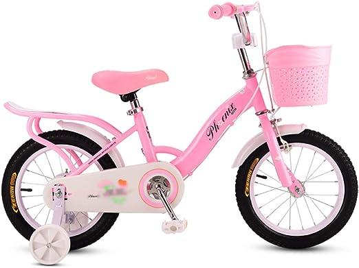 Bicicletas Triciclos Niños De Color Rosa Cochecito para Niña ...