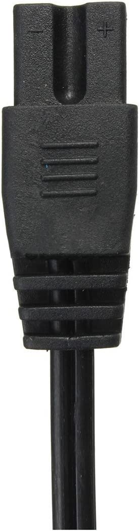 Essenc 2m 12V Ersatz Auto K/üHlbox K/üHlschrank Zigarettenanz/üNder 2 Pin Ladekabel
