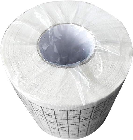 DDKK 1PC Toilet Paper