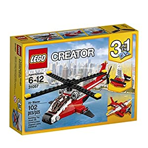 LEGO Creator Air Blazer 30157 Building Kit - 51 2B3aYeexbL - LEGO 31057 Creator Air Blazer  Building Kit