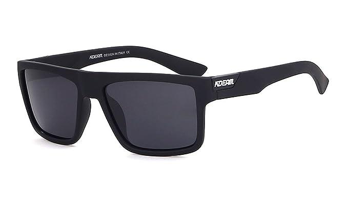 Amazon.com: KDEAM - Gafas de sol polarizadas para hombre, 6 ...