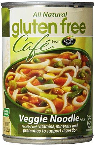 GLUTEN-FREE Gluten Free Cafe Veggie Noodle Soup -- 15 oz