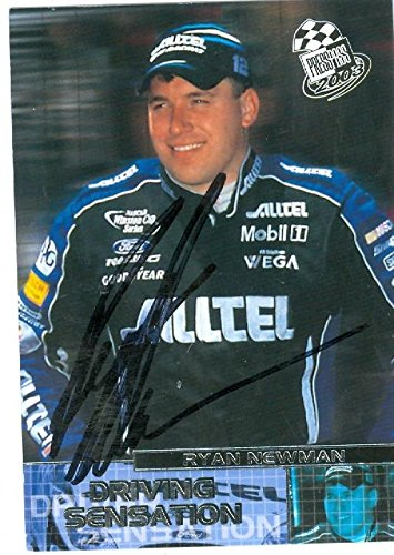 Ryan Newman autographed Trading Card (Auto Racing) for sale  Delivered anywhere in Canada