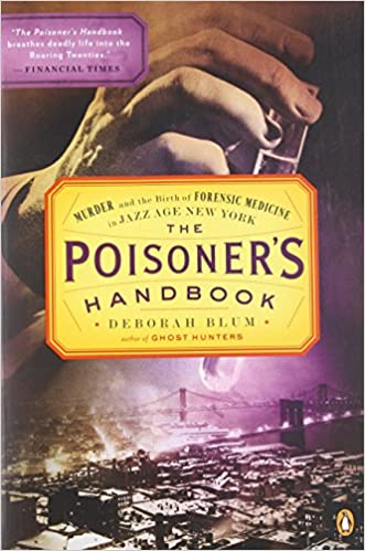 Image result for the poisoners handbook