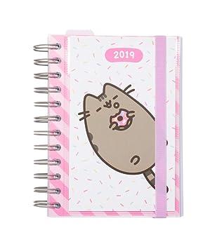 Grupo Erik Editores AGEDP1901 - Agenda anual 2019 con diseño Pusheen the Cat, día pagina