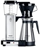 Technivorm Moccamaster 79112 KBT Coffee Maker, 40 oz, Polished Silver