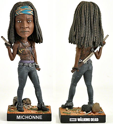 The Walking Dead Bobblehead Michonne