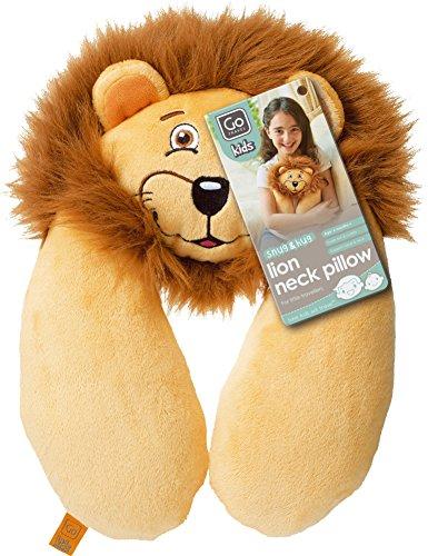 Design Lion Pillow Travel Accessory product image