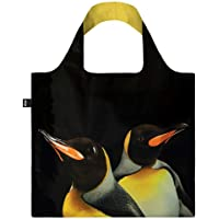 LOQI NATIONAL GEOGRAPHIC Bag - King Penguins