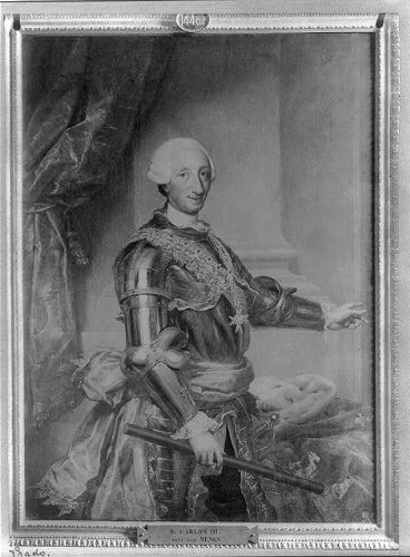 foto de Amazon.com: HistoricalFindings Photo: Charles III, King of Spain ...