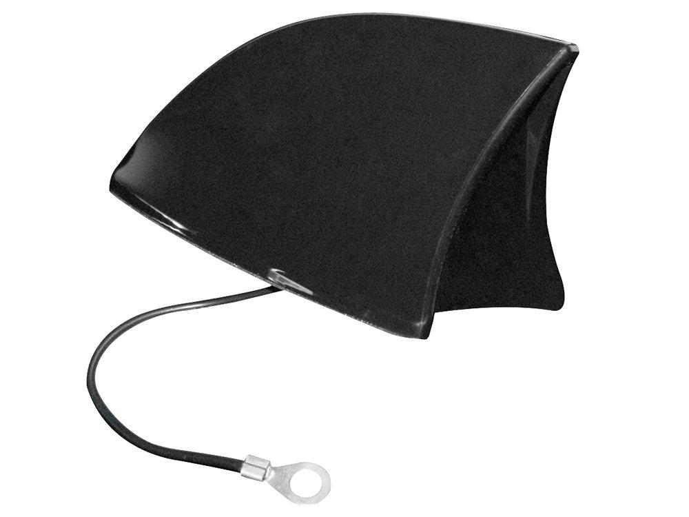 Eufab 521203 - Antenna a pinna di squalo, colore: Nero EAL GmbH
