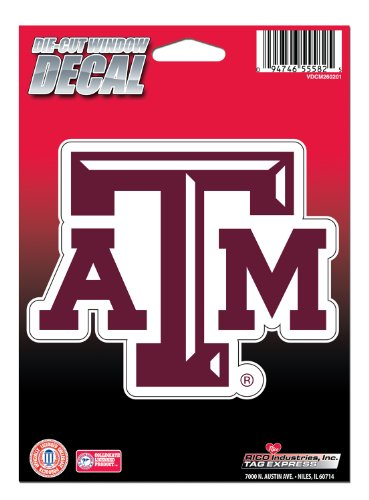 NCAA Texas A&M Aggies Die Cut Vinyl ()
