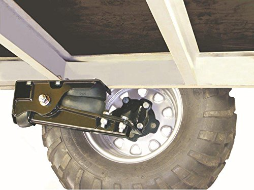 Timbren Axle-less Suspension - 3500 Lbs., Lifts Up To 2000 lbs., Model No. ASR3500S05