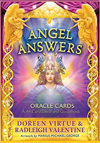 Angel Answers Oracle Cards: A 44-Card Deck and Guidebook ...