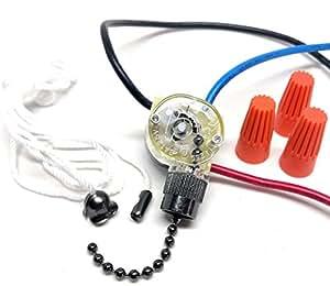 Ceilingfanswitch Zing Ear Ze 110 Ceiling Fan Light Switch