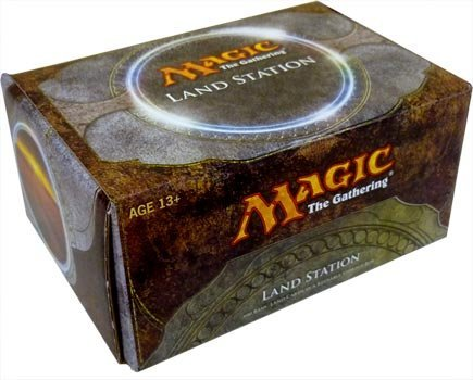 MTG Magic the Gathering Land Station (400 Basic Lands – 80 of Each) Mint New!