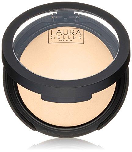 Laura Geller New York Double Take Baked Versatile Powder Foundation