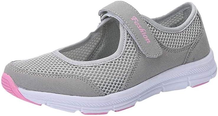 Zapatos Deportivos para Mujeres,Sandalias de Verano para Mujer Zapatos Calzado Zapatillas Running Mujer: Amazon.es: Zapatos y complementos