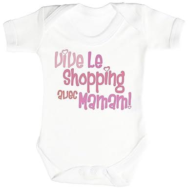 27c963743cabb SR - Vive Le Shopping avec Maman! Bodys Bébé - Body Bébé Fille - Body