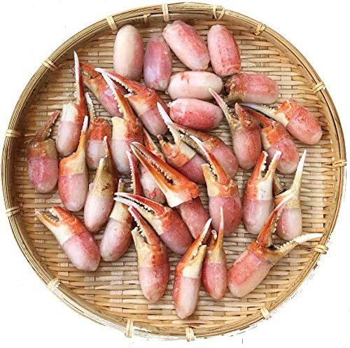 鮮度の鬼 ボイル ずわいがに 爪 ポーション 700g×2P (1.4kg) かに カニ 蟹 ズワイガニ お試し 価格
