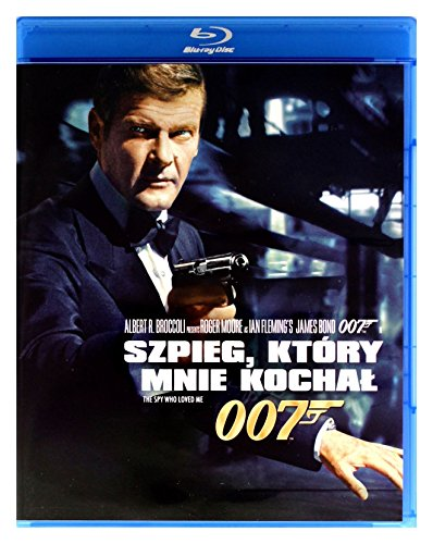 Spy Who Loved Me, The [Blu-Ray] (English audio)