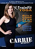 X-TrainFit Yoga – DVD Workout Program with 3 Exercise Videos for Strength, Flexibility and Relaxation + Meditation Workout
