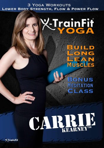X TrainFit Yoga Carrie Kearney product image