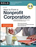 img - for How to Form a Nonprofit Corporation book / textbook / text book