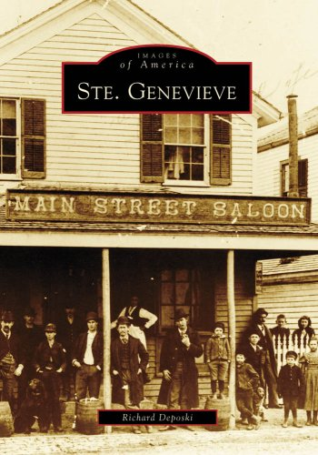 Ste. Genevieve (Images of America)