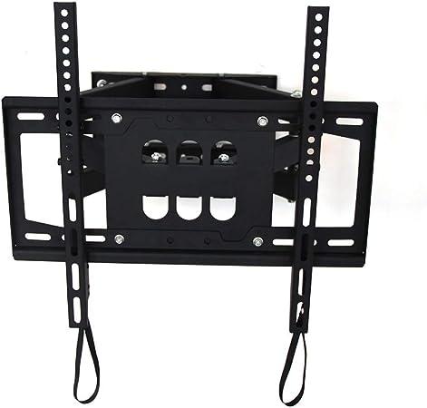 Duradera En La Pared TV Soporte De Montaje For 26-65 Pulgadas Televisores De Pantalla Plana De TV - Mejora la Estabilidad de TV (Color : Negro, tamaño : 26-65 Inches): Amazon.es: Hogar