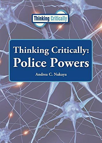 Download Police Powers (Thinking Critically) pdf