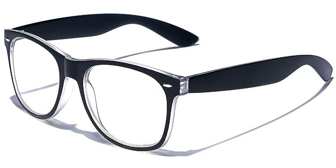 c447808180d4 Horn Rimmed Retro Men's & Women's Reading Glasses Various Strengths ...