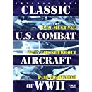 Classic U.s. Combat Aircraft Of Wwii
