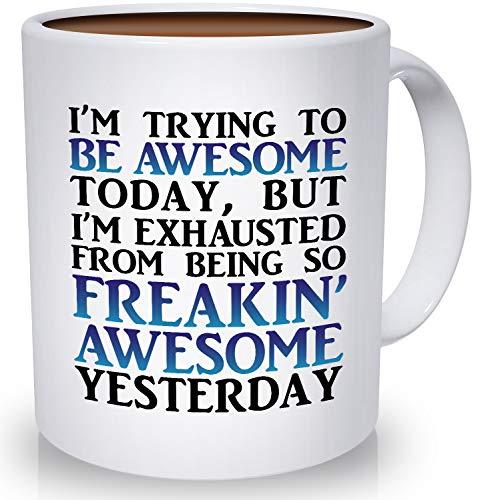 Best Morning Motivation Funny Mugs product image