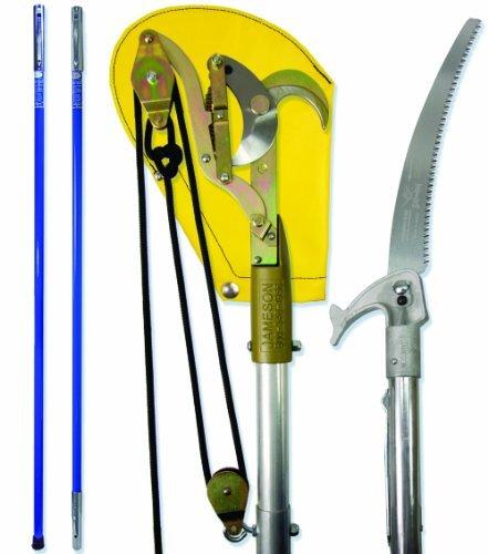 Ultimate Jameson B-Lite Pole Saw & Pruner Kit by Jameson, Samurai