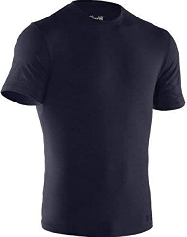 Under Armour Homme UA Charged Cotton Col V Tricot 1300002 Noir S #8885