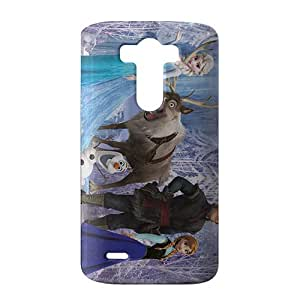 Fortune filme da frozen 3D Phone Case for LG G3