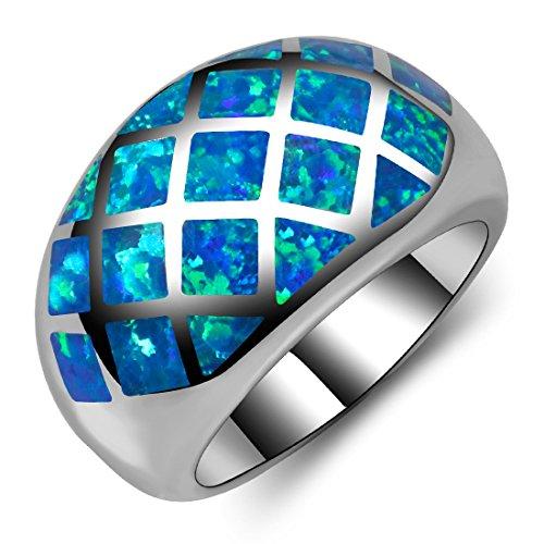 gem stone wedding rings - 5