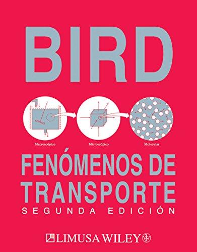 Descargar Libro Fenomenos De Transporte R. Byron Bird