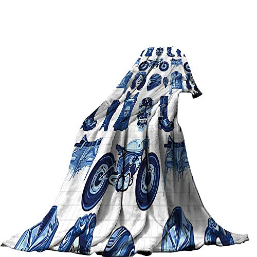 """QINYAN-Home for Kids(60""""x50"""") Throw Size for Kids Boys for sale  Delivered anywhere in Canada"""