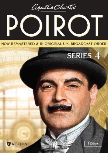 Agatha Christie's Poirot, Series 4 (Poirot Dvd Series 13)
