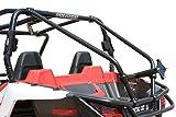 Dragonfire Racing RockSolid Black BackBones Arctic Cat Wildcat Trail/Sport