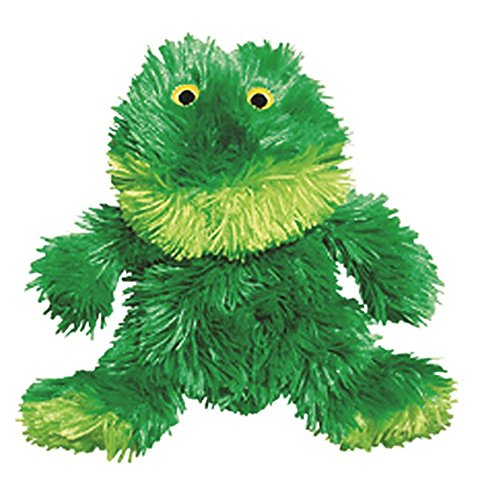 KONG Frog Catnip Toy, Cat Toy, (Dr Noys Cat Toys)